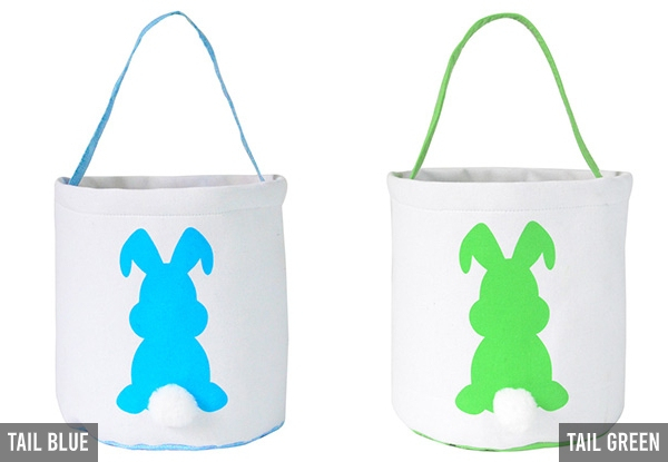 Easter Bunny Basket - Four Styles Available with Free Delivery