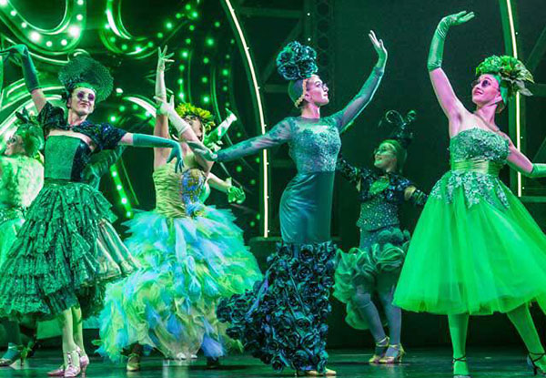 One Ticket to WICKED on Wednesday 15th August 2018 at the Regent on Broadway at 7.30pm