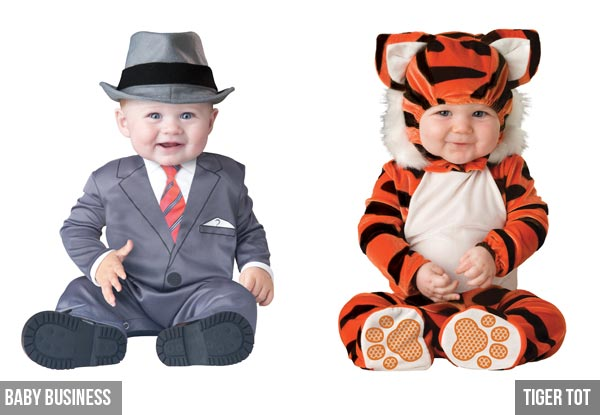 ... Baby Dress-Up Costume - 11 Styles and Four Sizes Available  sc 1 st  GrabOne & Baby Dress Up Costume u2022 GrabOne NZ
