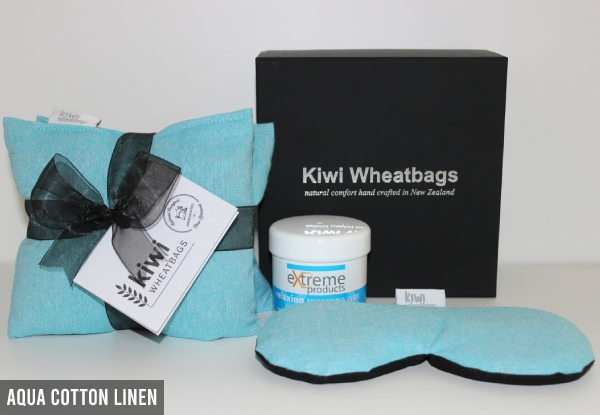 Kiwi Wheatbags Relaxing Gift Pack - Two Options Available