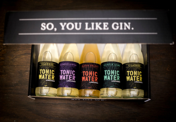 Mixed Tonic Water Taster Pack