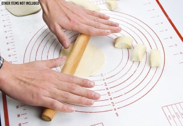 Baking Dough Measuring Mat - Option for Two with Free Delivery