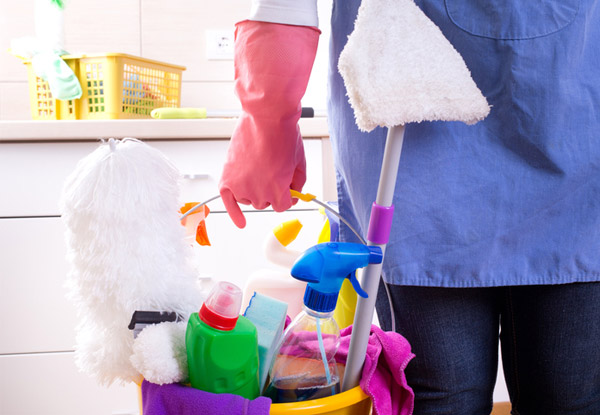 Moving In or Moving Out House Cleaning for One-Bedroom House - Options for up to Five Bedrooms Available