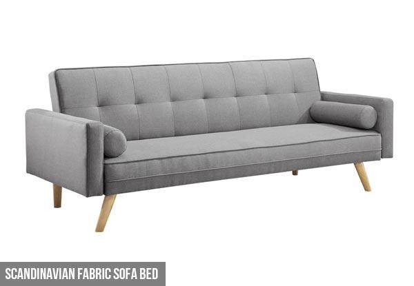Scandinavian sofa bed roxy modern scandinavian influenced for Scandinavian style sofa