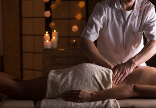 60-Minute Deep Tissue Full-Body Massage - Options to incl. Facial & Mask Treatment & for Couples