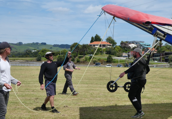 Introductory Hang Gliding Course - Options for up to Six People
