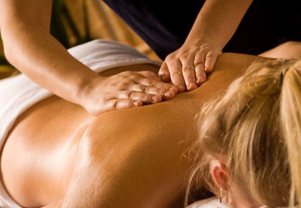 45-Minute Body Scrub with a 45-Minute Body Moisturising & Relaxing Back, Neck & Shoulder Massage