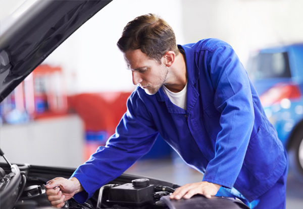 Cambelt Replacement & 50-Point Safety Check Incl. Fluid Top Ups at Eden Autos