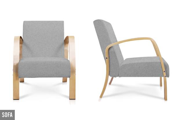 Bentwood Armchair & Sofa Range - Eight Options Available