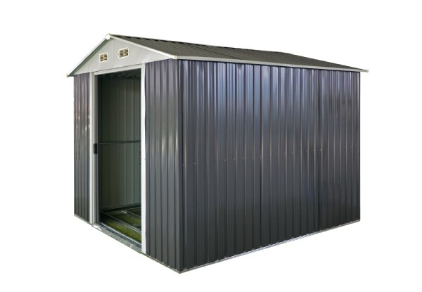 Steel Framed Garden Shed - Three Sizes Available