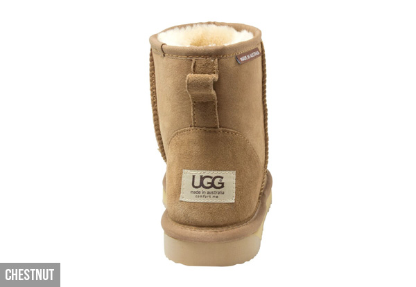 Comfort Me Unisex USC Memory Foam Mini Classic UGG Boots - Five Colours & Ten Sizes Available