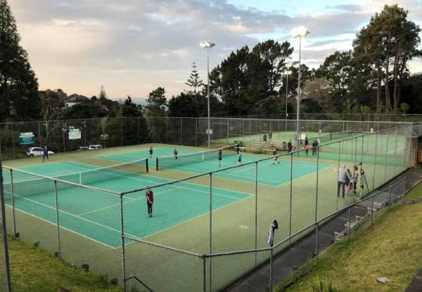 Three-Month Campbells Bay Tennis Club Membership incl. Access Card & 15% off Selected Racquets at Pro-Shop