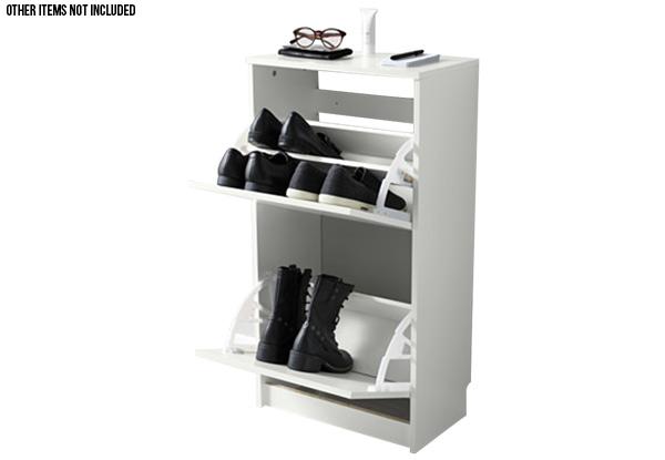 Ikea Bissa Shoe Cabinet U2022 GrabOne NZ
