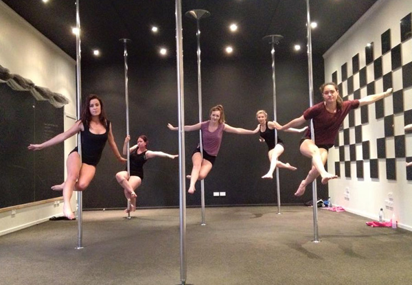 One Pole Dance Class -  Options for Three or Six Classes