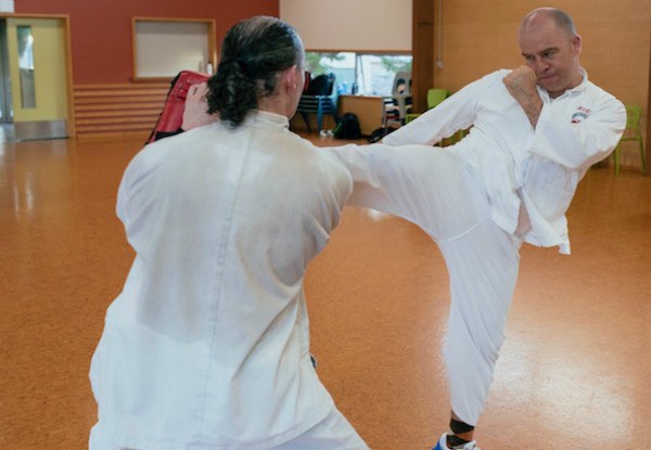 30-Day Kung Fu or Tai Chi Training Sessions - Available at Three Auckland Locations