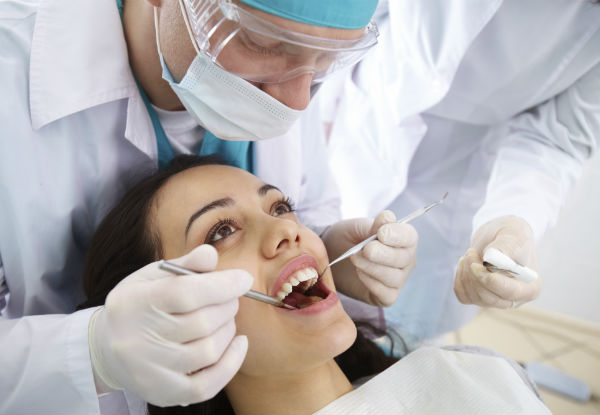 Dental Exam, X-Rays & a Further 15% Off Diagnosed Treatment