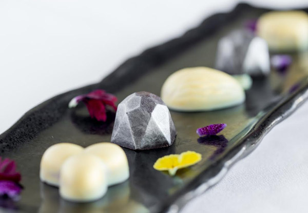 $125 for a Nine-Course Degustation for Two People – Options for up to Eight People Available