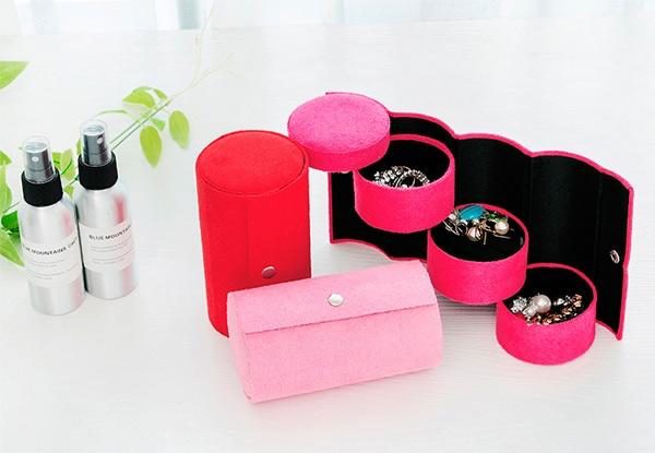 Travel Size Jewellery Box
