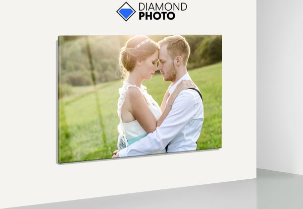 30x45cm Personalised Glass Print - Options for up to 50x75cm Glass Print incl. Nationwide Delivery