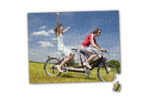 Personalised Jigsaw Puzzles - Two Sizes Available