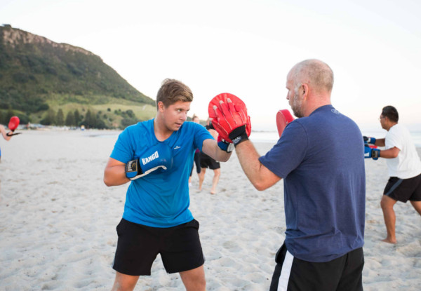 Five-Weeks of Unlimited Outdoor Group Fitness Bootcamp Sessions - 11 Locations Auckland Wide - Block Starts 14th October