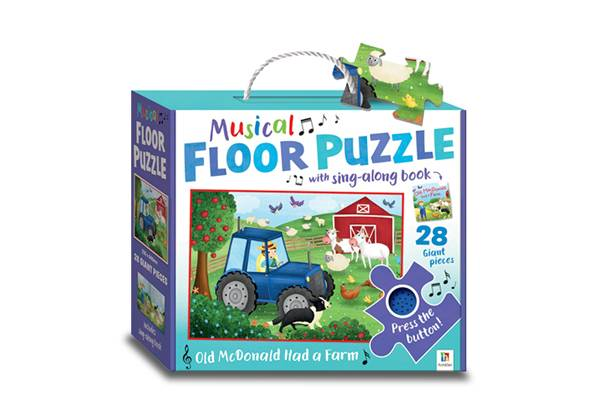 Nursery Rhymes Floor Puzzle
