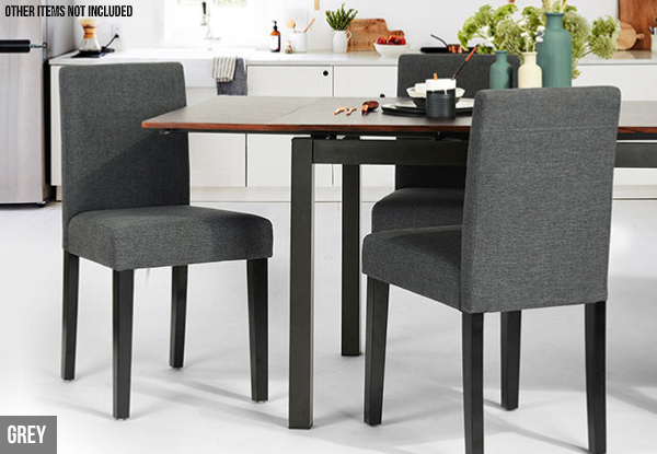 Two Douro Dining Chairs - Two Colours Available