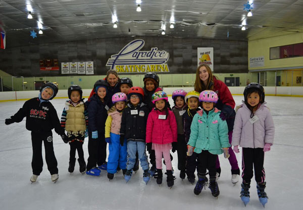$69 for a Five-Day Learn to Ice Skate School Holiday Programme - Two Locations