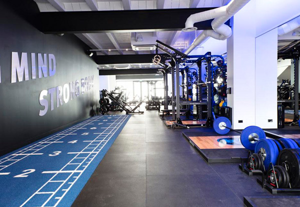 One-Month Gym Membership at Iron Hood Fitness