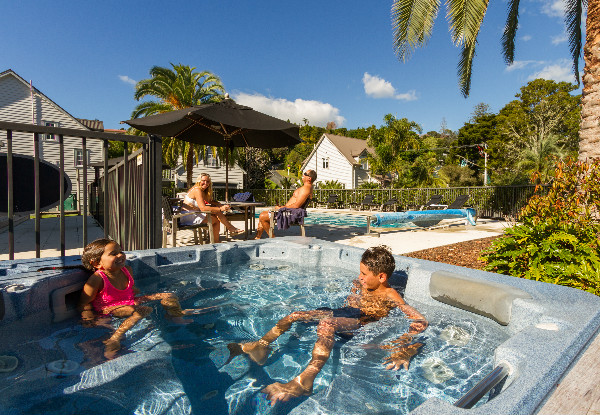 Two-Nights Bay of Islands Getaway at Russell Cottages - incl. Late Checkout and Wifi - Options for Three-Nights & up to Eight People