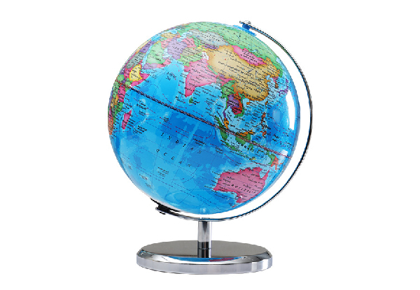 Illuminated Globe LED Light