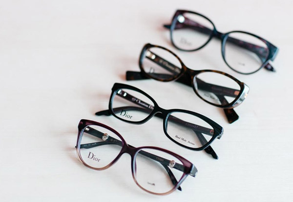 Eye Exam, Frames & Lenses Package