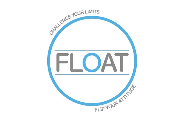 One Float Fitness Class for One Person- Options for up to Six People & Three Classes for Two People