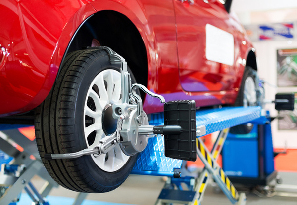 Computerised Wheel Alignment at Hi-Tech Wheel Alignment Specialists