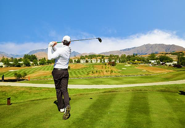 From $1,799pp (Twin Share - Min Two Required) for the 2016 Queenstown International Golf Tournament Incl. Four-Night Stay at Milbrook Resort, Golf at Millbrook & Jack's Point, & Three Evening Functions (value up to $2,299)