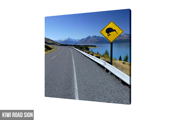 From $35 for a New Zealand Canvas Print incl. Nationwide Delivery (value up to $249)