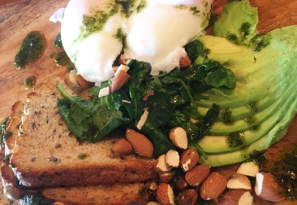 $40 Food & Drinks Voucher for Brunch or Lunch in Mount Eden - Valid Thursday to Sunday