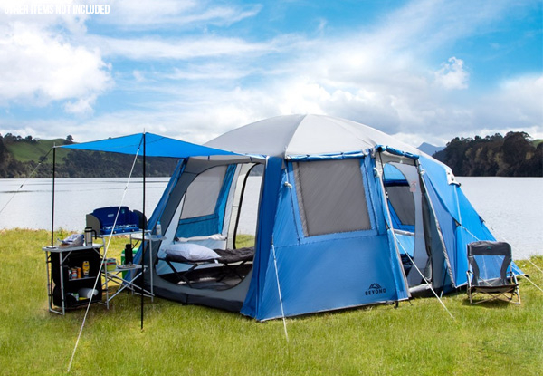 Large Two-Bedroom Beyond Vacationer Family Tent