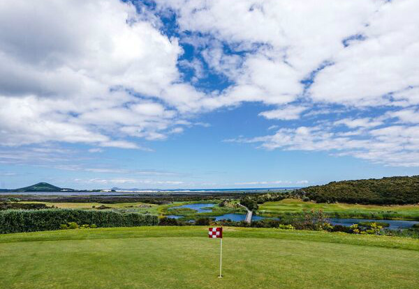 One-Round of Golf for One Person at Carrington Estate, Karikari Peninsula - Options for up to Four People