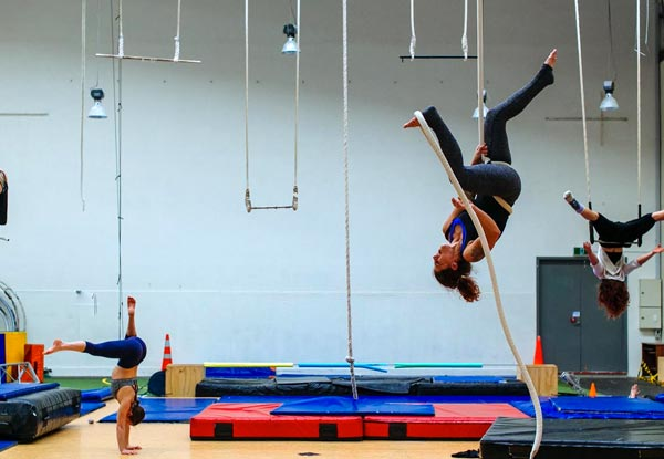 Four-Week Try It All Circus Course - Six Start Dates from 01 April 2019