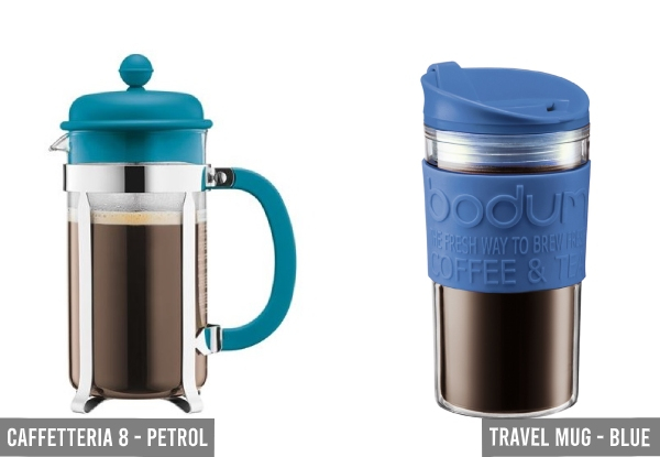 Bodum Tea & Coffee Accessories Range - Five Options & Three Colours Available