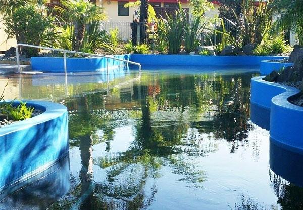 Hot pools northland