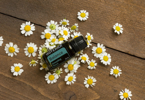 60-Minute Aromatherapy Massage Experience with DoTERRA Oils incl. $20 Return Voucher