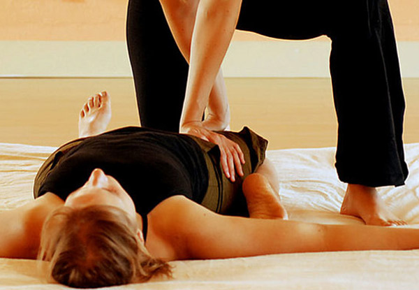 50-Minute Thai Yoga Massage - Option to incl. One-on-One Personal Wellness Coaching