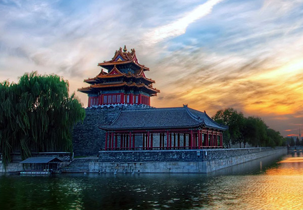 Per-Person Twin Share 14-Day Treasures of China Tour & Yangtze River Cruise incl. International Flights, Intra-China Transport, High-Speed Train & Five-Star Accommodation