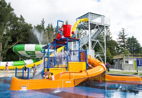 Lido aquatic centre grabone nz for Palmerston north swimming pool