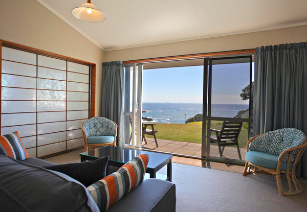 Two-Night Tutukaka Deluxe Waterview Apartment Stay for Two People - Options for Four People, Three Nights & Premier Apartment Available Valid Sunday - Thursday Nights