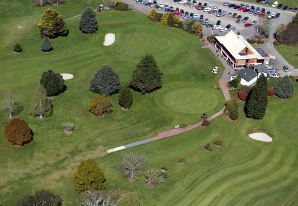 Two Full Golf Club Memberships for Te Puke Golf Club