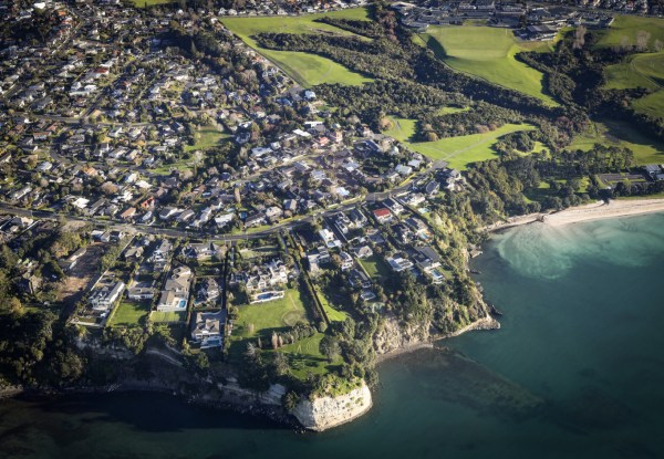 One Hour Auckland West Coast Pictorial Scenic Flight Experience for One Person