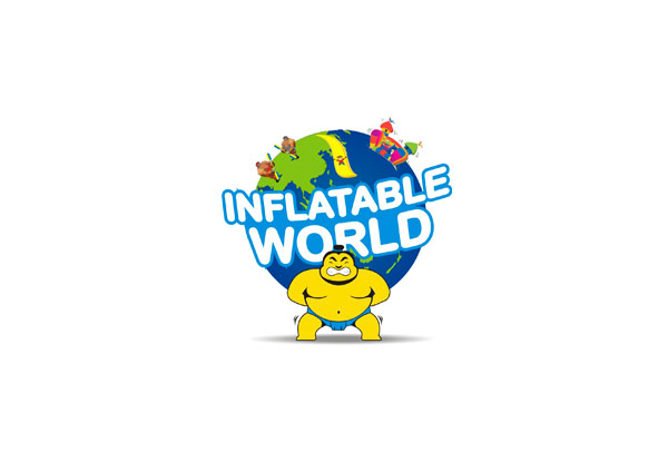 One General Admission to Inflatable World for Ages Five & Up - Eight Locations Available